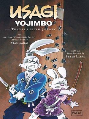 cover image of Usagi Yojimbo (1987), Volume 18
