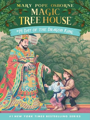 cover image of Day of the Dragon King