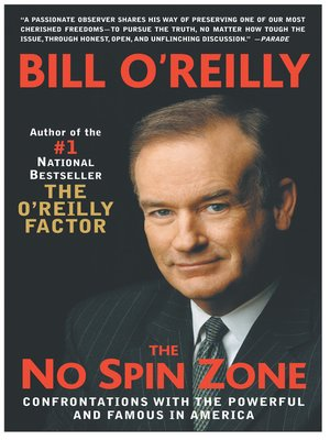cover image of The No Spin Zone