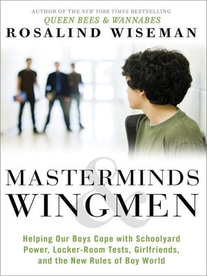 cover image of Masterminds and Wingmen