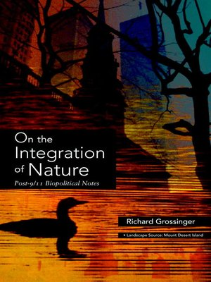 cover image of On the Integration of Nature
