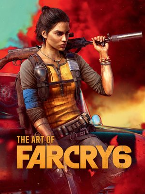 cover image of The Art of Far Cry 6
