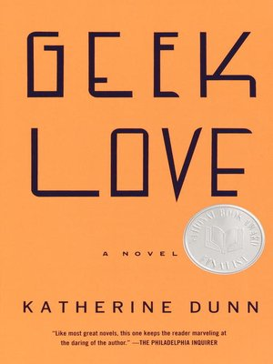 cover image of Geek Love