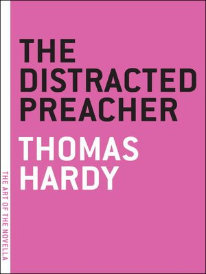 cover image of The Distracted Preacher
