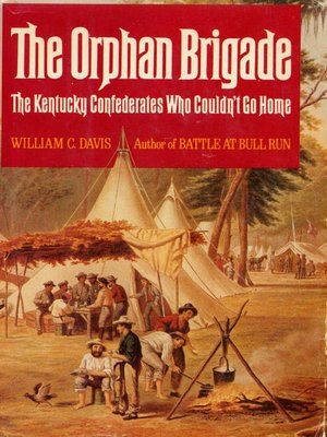 cover image of The Orphan Brigade