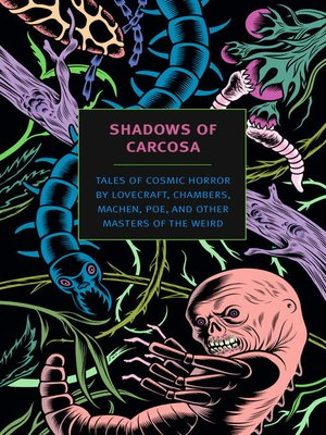 cover image of Shadows of Carcosa