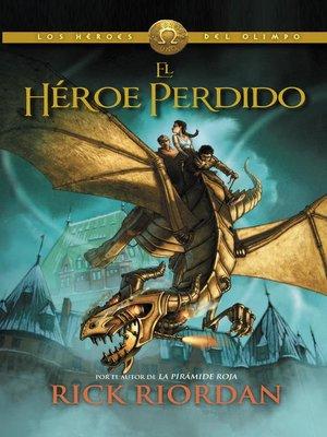 cover image of El héroe perdido