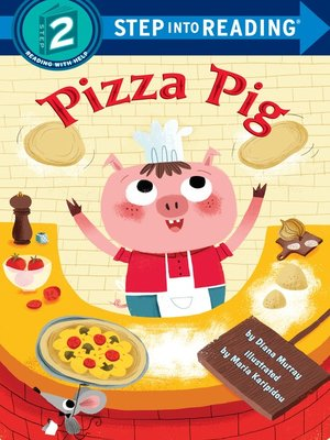 cover image of Pizza Pig