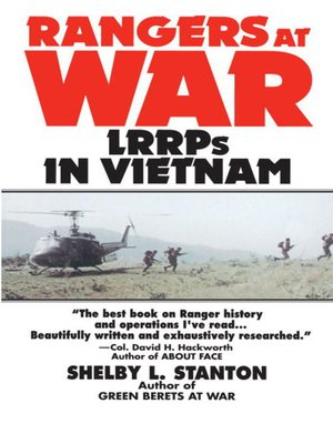 cover image of Rangers at War