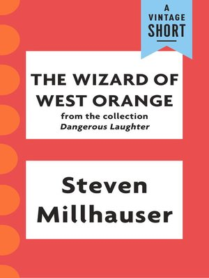 cover image of The Wizard of West Orange
