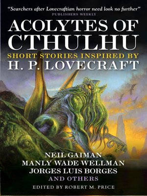 cover image of Acolytes of Cthulhu
