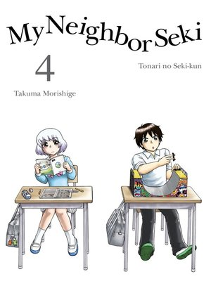 cover image of My Neighbor Seki, 4
