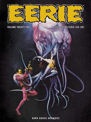 cover image of Eerie Archives, Volume 22