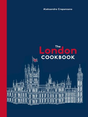cover image of The London Cookbook