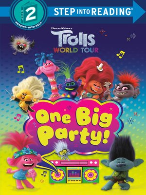 cover image of One Big Party!