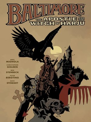 cover image of Baltimore (2010), Volume 5