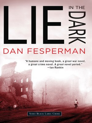 cover image of Lie in the Dark