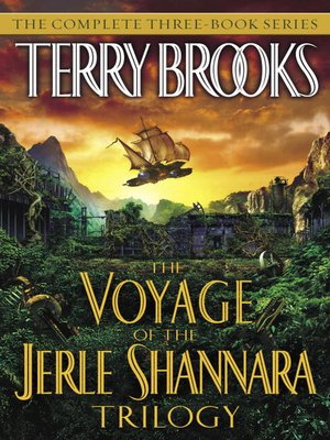 cover image of The Voyage of the Jerle Shannara Trilogy
