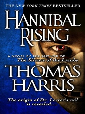 cover image of Hannibal Rising