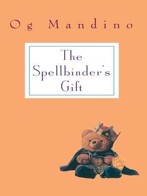 cover image of Spellbinder's Gift