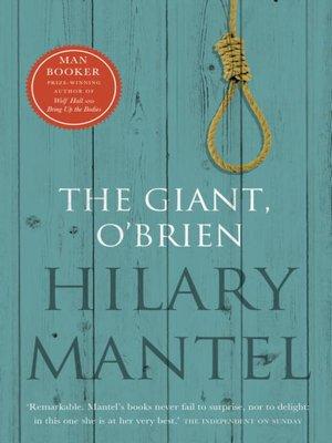 Hilary mantel giant o'brien