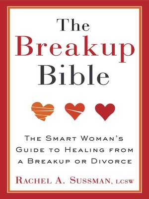 cover image of The Breakup Bible