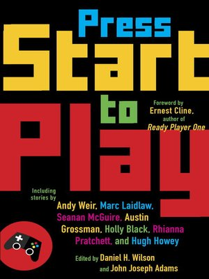 cover image of Press Start to Play