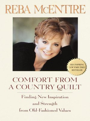 cover image of Comfort from a Country Quilt