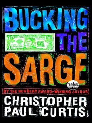 cover image of Bucking the Sarge