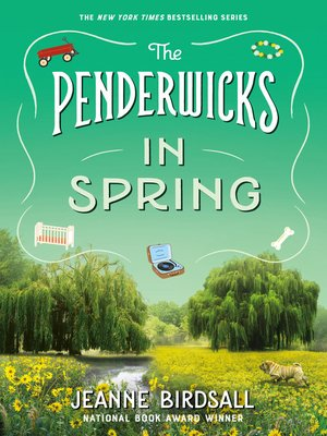 cover image of The Penderwicks in Spring