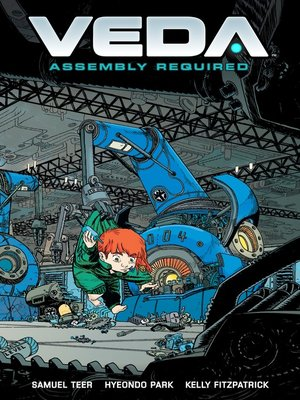 cover image of Veda: Assembly Required