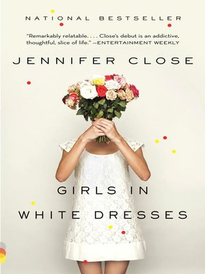 cover image of Girls in White Dresses
