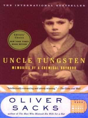 cover image of Uncle Tungsten