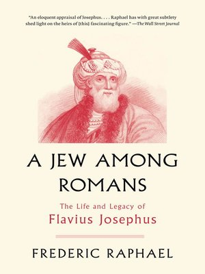 cover image of A Jew Among Romans