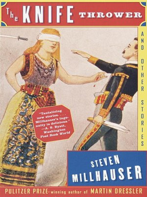 cover image of The Knife Thrower