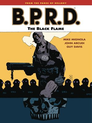 cover image of B.P.R.D. (2002), Volume 5