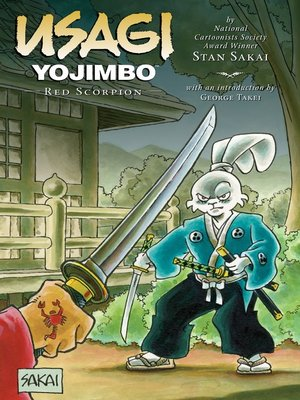 cover image of Usagi Yojimbo (1987), Volume 28