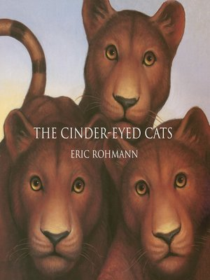 cover image of The Cinder-Eyed Cats