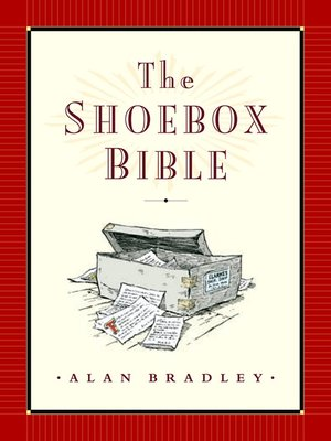 cover image of The Shoebox Bible