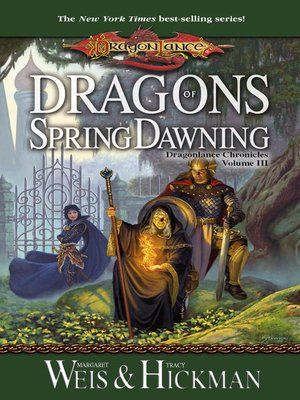 cover image of Dragons of Spring Dawning