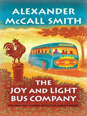 cover image of The Joy and Light Bus Company