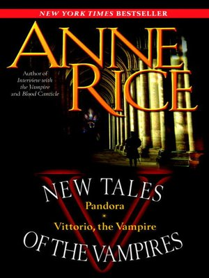 cover image of New Tales of the Vampires