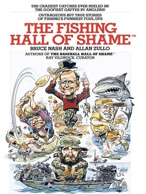 cover image of The Fishing Hall of Shame