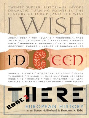 cover image of I Wish I'd Been There®, Book Two