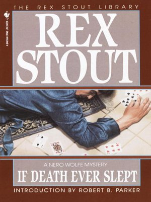 cover image of If Death Ever Slept