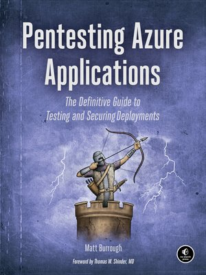 cover image of Pentesting Azure Applications