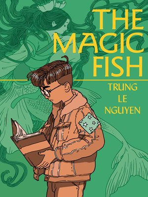 cover image of The Magic Fish