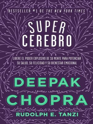 cover image of Supercerebro