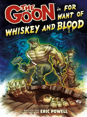 cover image of The Goon, Volume 13