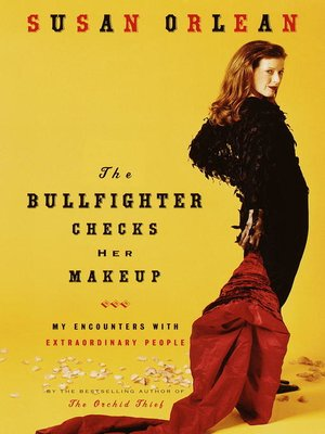 cover image of The Bullfighter Checks Her Makeup